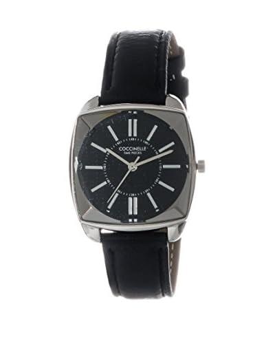 Coccinelle Reloj de cuarzo Negro 35 mm
