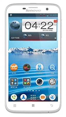 Lenovo A850 (White, 4 GB)