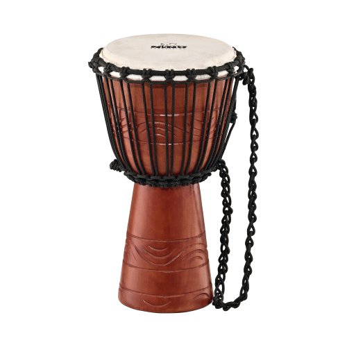 NINO African Style Rope Tuned Djembe 8-Inch Small Water SeriesB001D4MW6C : image