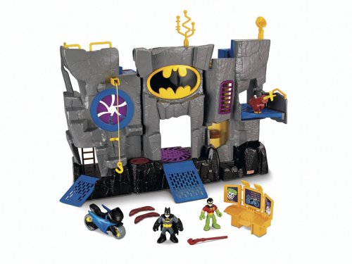 Fisher-Price Super Friends Batcave