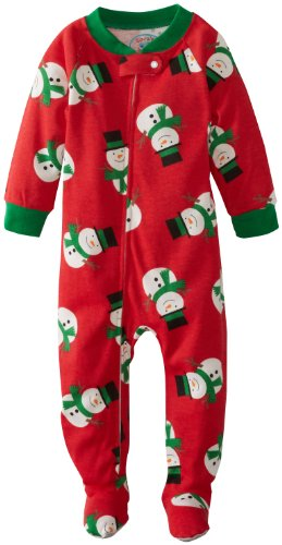 Kids Pajamas With Feet front-847158