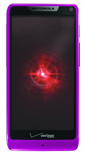 Motorola Droid Razr M 4G Android Phone, Pink 8Gb (Verizon Wireless)