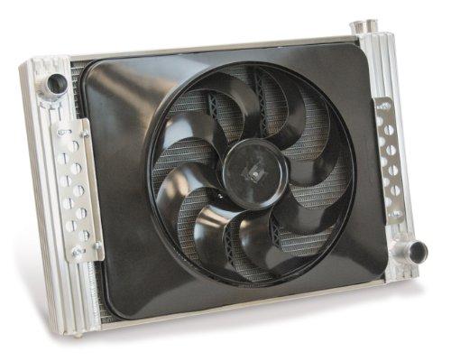 "Flex-A-Lite 52180L 22"" Core Radiator/Fan Combo With Left Inlet"