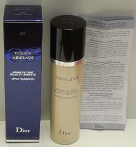 Dior Diorskin Airflash Spray Foundation Cameo 202 2.3 oz