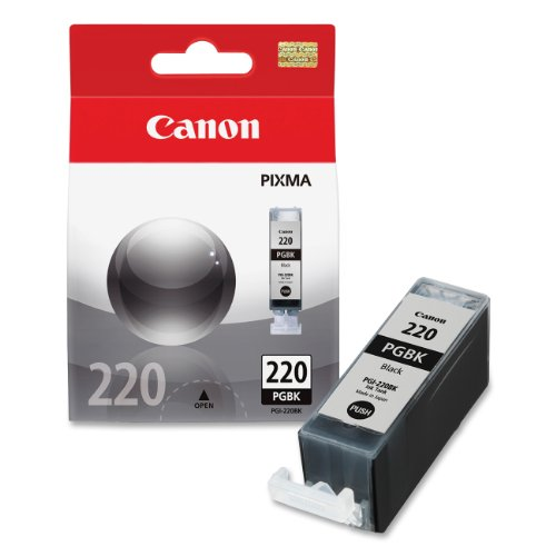 Canon 2945B001 PGI-220 Ink Tank (Black)