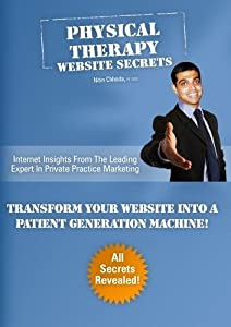 Physical Therapy Website Secrets DVD