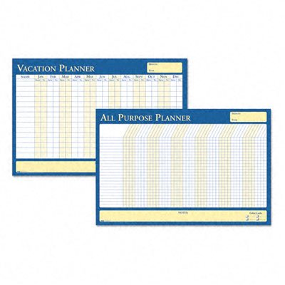 House of Doolittle All-Purpose/Vacation Plan-A-Board Calendar, 36 x 24
