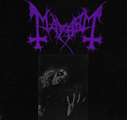 Mayhem Cd Covers