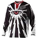 Troy Lee Designs GP Downhill Jersey Cyclops black (Size: M)
