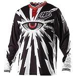 Troy Lee Designs GP Downhill Jersey Cyclops black (Size: M)