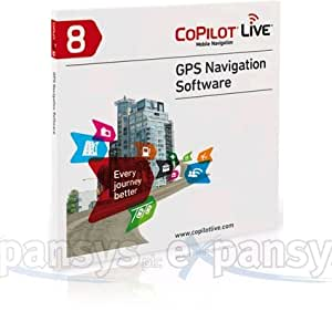ALK CoPilot Live V8 - Programa de GPS (tarjeta SD de 2 GB)