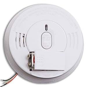 Kidde 1276-9995 Hardwire Smoke Alarm with Battery Backup, Eisenwaren