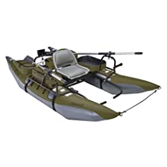 Classic Accessories Colorado XT Inflatable Pontoon Boat With Transport Wheel &... by Classic Accessories