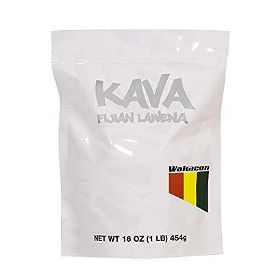 KAVA LAWENA powder -1 LB- Fijian High Quality Kava
