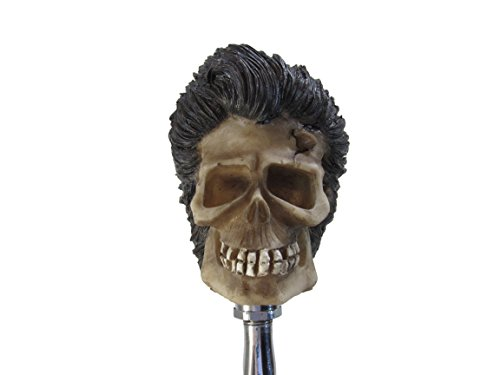 Elvis Greaser Head Shifter Shift Knob Rat Rod Lever (Hot Rod Shift Knob compare prices)