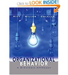 Organizational Behavior: A Strategic Approach