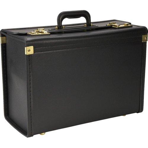 Heritage Vinyl Catalog Case 13in H x 18 1 2in W x 8in D BlackB00006IABA : image