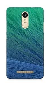 Amez designer printed 3d premium high quality back case cover for Xiaomi Redmi Note 3 (Apple mac os mavericks)