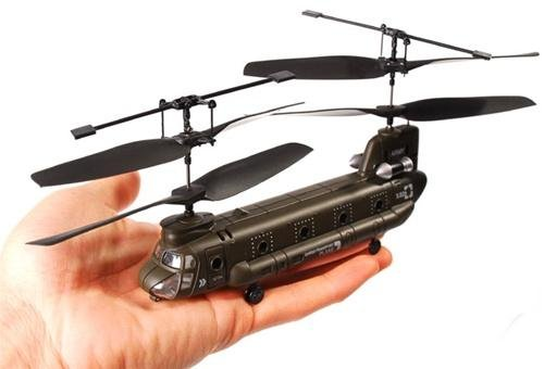 Cobra R/C 3 Channel Mini Helicopter - Chinook