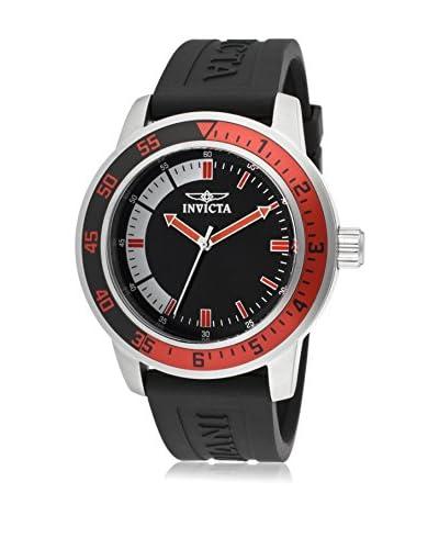 Invicta Men's 12845 Specialty Red & Black Polyurethane Watch
