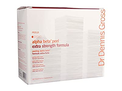 Dr. Dennis Gross Skincare Alpha Beta Daily Face Peel, Extra Strength