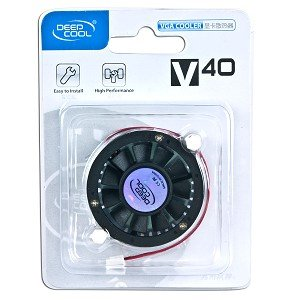 Logisys Deep Cool V40 Video Cooler