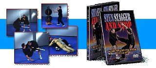 Cold Steel Training DVD Stun Stagger Stop Md: VDSC