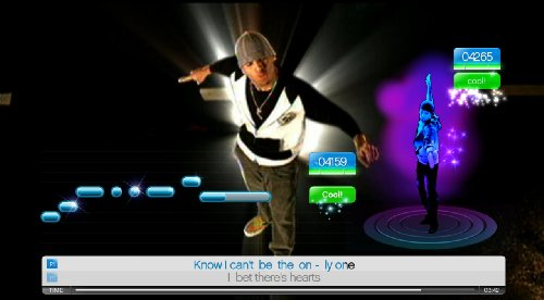 Singstar Dance - Move Compatible