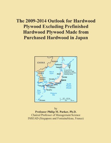 The 2009-2014 Outlook for Hardwood Plywood Excluding Prefinished Hardwood Plywood Made from Purchased Hardwood in Japan