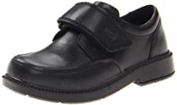 umi  Karll I Uniform Loafer (Toddler/Little Kid),Black,27 EU(10 M US Toddler)