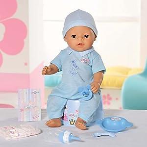 Baby Born Magic Eyes Boy New Doll With Potty 803592