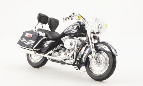 2002 Harley Davidson Flhrsei Cvo Custom 1:18 Scale Series 30