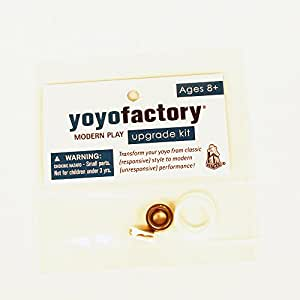 YoYoFactory Yo Yo Factory Upgrade Kit Transform Your Yo Yo To Modern Play!