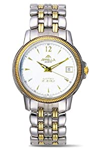 Appella Swiss Made Appella 117-2001 Automatic Watch