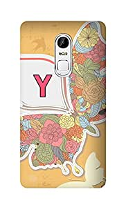 SWAG my CASE Printed Back Cover for Lenovo Vibe X3