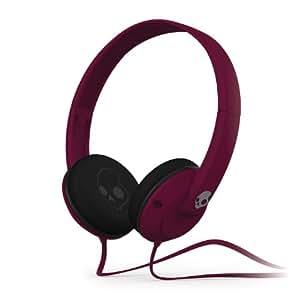 Skullcandy Uprock 2.0 On-Ear Headphones with Mic - Plum