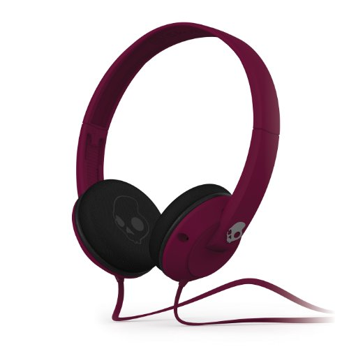 Skullcandy - Uprock Micd On Ear Headphones In Plum