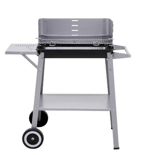 barbecue griglia a carbone e legna affumicatore smoker