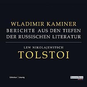 Tolstoi Hörbuch