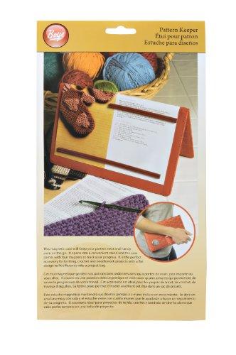 Boye - Cartelletta porta modelli per lavori a maglia/uncinetto - Handy Macchina Da Cucire