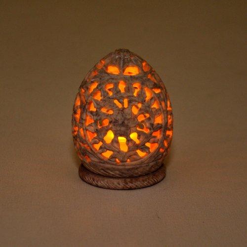 diwali-decorations-souvnear-soapstone-tea-light-36-stone-tealight-candle-holder-handmade-stoneware-s