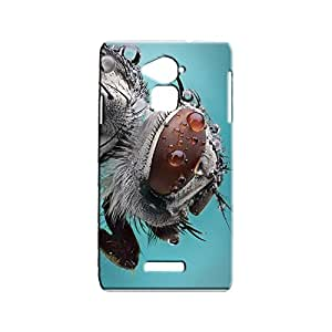 G-STAR Designer Printed Back case cover for Coolpad Note 3 - G2770