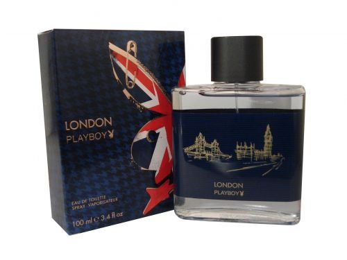Playboy London Eau De Toilette Spray 100ml