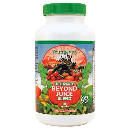 Ultimate Beyond Juice Blend - 120 Capsules