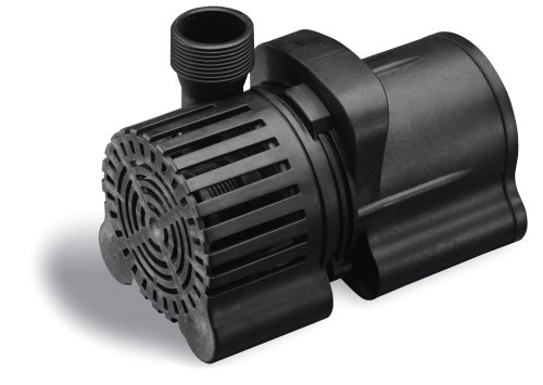 for 2000 gallon pond pump
