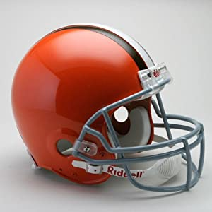 Riddell Cleveland Browns 1961-1974 Authentic Throwback Helmet - Cleveland Browns One... by Riddell