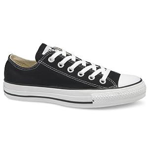 Converse , Baskets mode pour homme - Noir - Black / White, 44