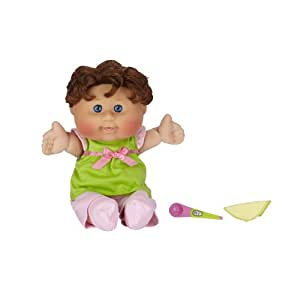 Cabbage Patch Kids Get Better Baby Caucasian Brunette Girl, 12.5""