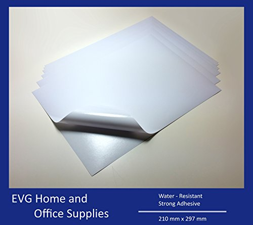 20-sheets-white-waterproof-a4-vinyl-glossy-self-adhesive-sticker-quality-laser-printable