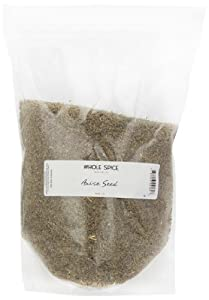Whole Spice Anise Seed Whole, 5 Pound